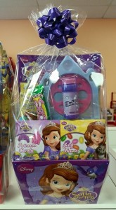 Sophia Easter Basket